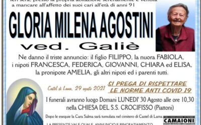 Gloria Milena Agostini