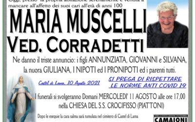 Maria Muscelli